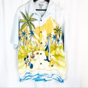 Walt Disney Beach Shirts